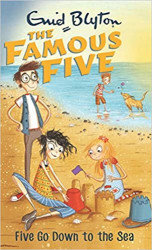 The Famous Five (12) Five Go Down to the Sea