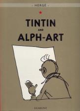 Tintin and Alpha-Art