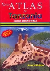 New Atlas For Tanzania English Medium Schools