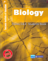 Biology Form 3 & 4 Students' Book