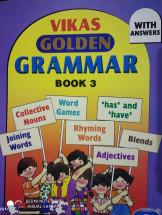 Vikas, Golden Mathematics Book 3