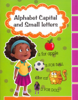 Alphabet Capital And Small Letters