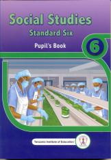 Social Studies Standard 6 Pupil's Book - Tie