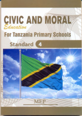 Civic And Moral For Tanzania Primary Schools Std 4 - Mep