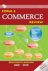 Form 2 Commerce Review