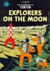 Tintin and Explorers on the Moon