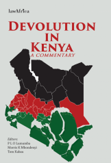 Devolution in Kenya a Commentary