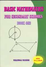 Basic Mathematics for Secondary Schools Book One