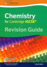 Chemistry For Cambridge Igcse Revision Guide