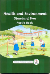 Health and Environment Standard 2 Pupil's Book - Tie