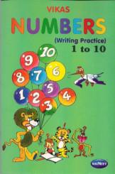 Vikas Numbers (Writing Practice) 1-10