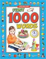 Dreamland First 1000 Words