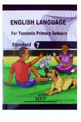 English Language For Tanzania Primary School Std 7 - Mep
