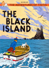 The adventures of Tintin  The Black Island