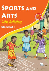 Sports and Art with Activities Book 1