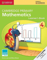 Cambridge Primary Mathematics Stage 4 Learner`s Book