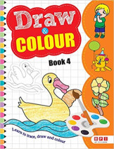 Draw and Colour Level 4