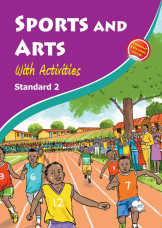 Sports and Art with Activities Book 2
