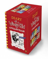 Diary of a wimpy kid (12 book slipcase)