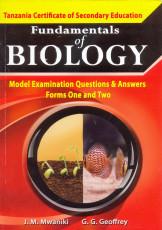 Fundamental of Biology Form 1&2 Qns &Ans