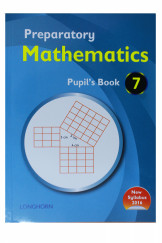 Preparatory Mathematics Pupil's Book 7