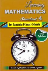 Learning Mathematics standard 4