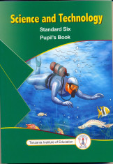 Science and Technology Standard 6 Pupil's Book - Tie
