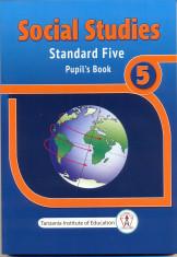 Social Studies Standard 5 Pupil's Book - Tie