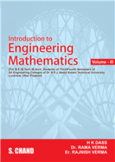 Introduction To Engineering Mathematics Vol - III