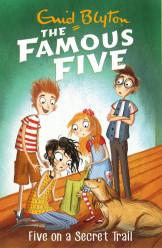 The Famous Five (14) Five On a Secret Trail