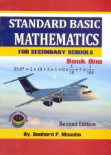 Standard Basic Mathematics Book One