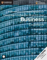 A Level Business Course Book 3Ed