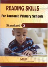 Reading Skills For Tanzania Primary Schools Std 2 - Mep