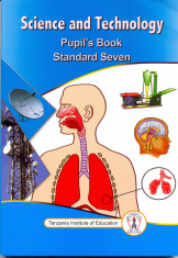 Science and Technology Pupil's Book Standard 7 - Tie