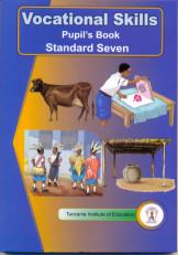 Vocational Skill's Pupil's Book Standard 7 - Tie