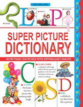 Dreamland Super Picture Dictionary
