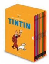 Tintin Box Set 23 titles