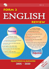 Form 2 English Review