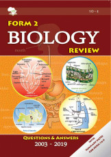 Form 2 Biology Review
