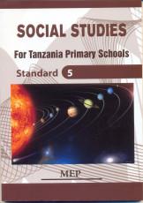 Social Studies For Tanzania Primary School std 5 - MEP