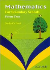 Mathematics For Sec Form 2 Sb