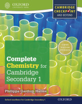 Complete Chemistry for Cambridge 1