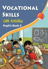 Vocational Skills with Activities Pupil's Book 5