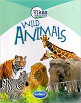 Vikas Board book Wild animals