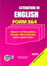 Literature In English Form 3&4 - Nnp