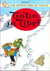 Adventures of TinTin -TinTin in Tibet
