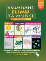 Jikumbushe Elimu ya Msingi 5, 6 & 7