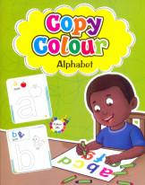 Copy Colour Alphabet