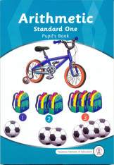 Arithmetic Standard 1 Pupil's Book - Tie