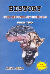 History for Secondary Schools Book 2